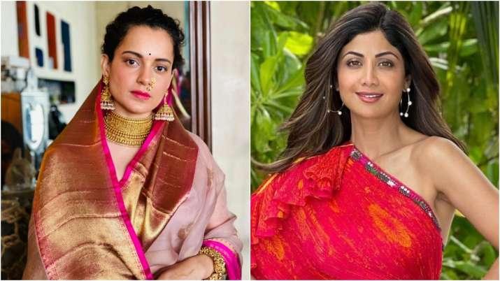 Kangana Ranaut, Shilpa Shetty