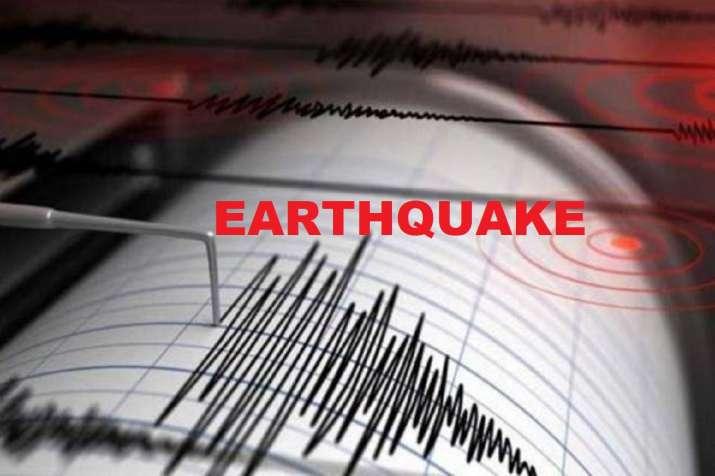 3.6 magnitude earthquake hit Assam's Sonitpur