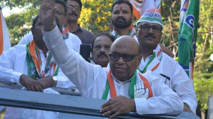 Veteran Congress leader Eknath Gaikwad dies of COVID-19 at