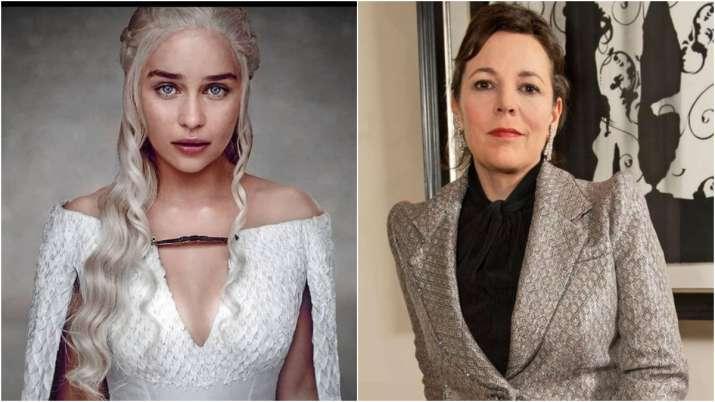Emilia Clarke, Olivia Colman