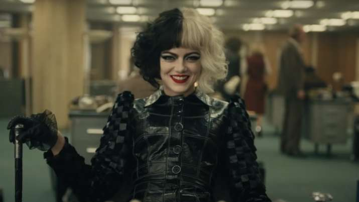 Cruella trailer: Emma Stone appears in crooked villainous avatar in Disney movie