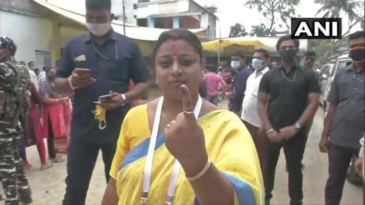 India Tv - bengal polls 2021