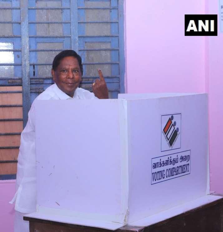 India Tv - puducherry polls 2021