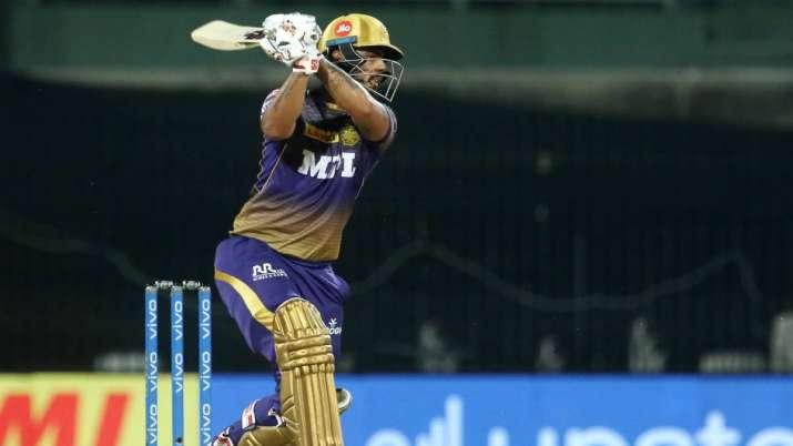 IPL 2021 | Nitish Rana, Rahul Tripathi set the stage as KKR defeat SRH to  script 100th IPL win | Cricket News – India TV