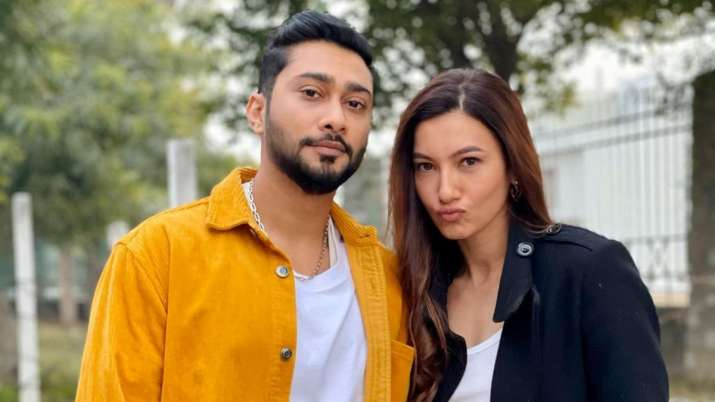 Gauahar Khan on 'crazy' life after wedding with Zaid: 'Every moment feels like I'm over the moon'