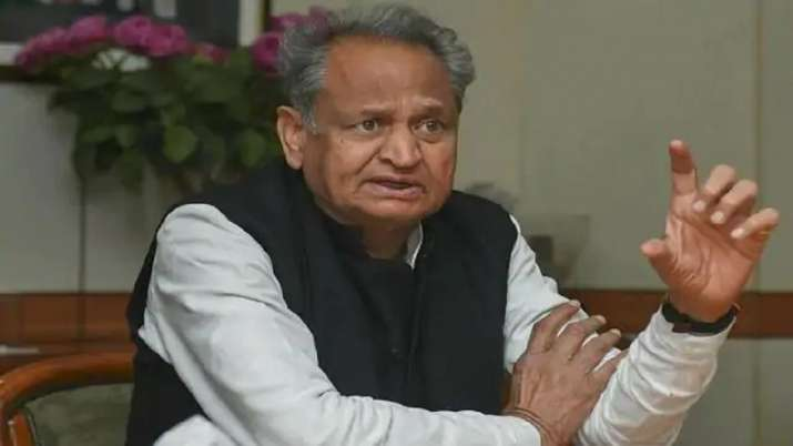 Rajasthan CM Ashok Gehlot tests positive for Covid-19,