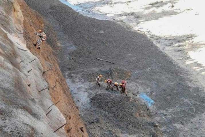 Uttarakhand: Glacier burst near India-China border, govt on