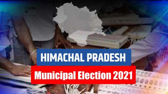 Himachal Pradesh Municipal Election 2021 Results