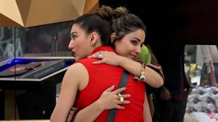 Gauahar Khan slams troll who asked why she didn't condole Hina's father's death