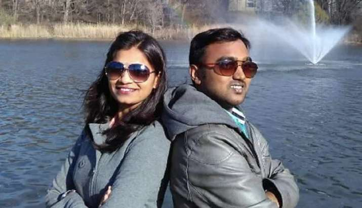 Indian techie, pregnant wife found dead in US, 4-year-old daughter seen  crying in balcony | India News – India TV