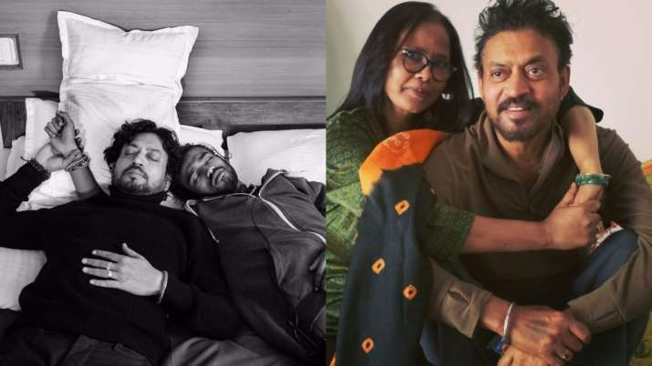 Irrfan Khan Death Anniversary: Son Babil, wife Sutapa Sikdar share emotional posts & recall actor's