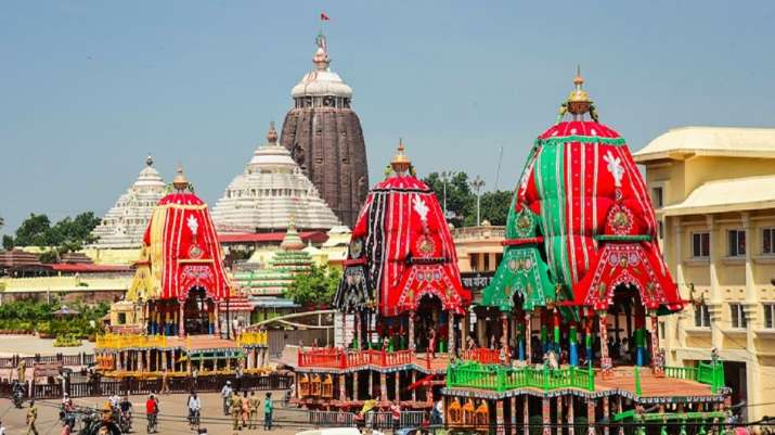 Jagannath Temple in Puri to remain closed for devotees on weekends