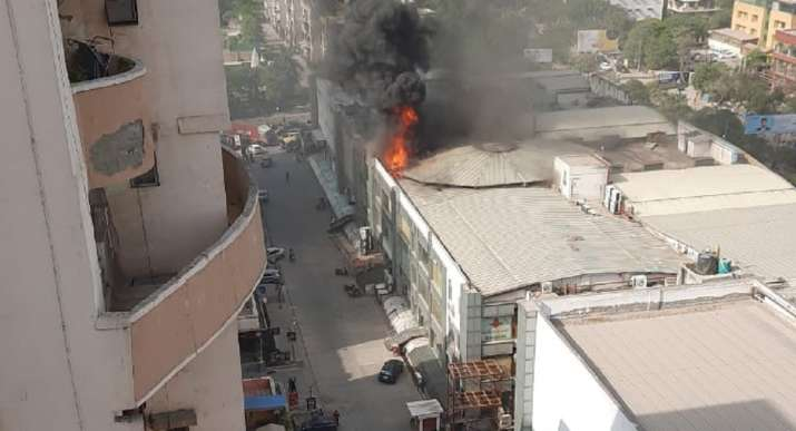 indirapuram mall fire, jaipuria mall fire,mall fire today,jaipuria mall fire,