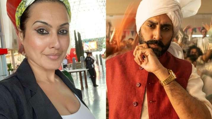 Kamya Punjabi and Abhishek Bachchan