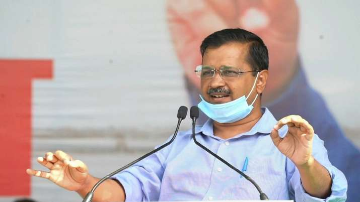 Arvind kejriwal, review meeting, delhi chief minister COVID19 Vaccination, private and government ho