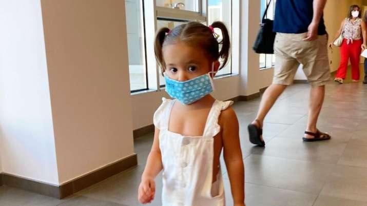Observing coronavirus symptoms in kids? Things you should keep in mind |  Celebrities News – India TV