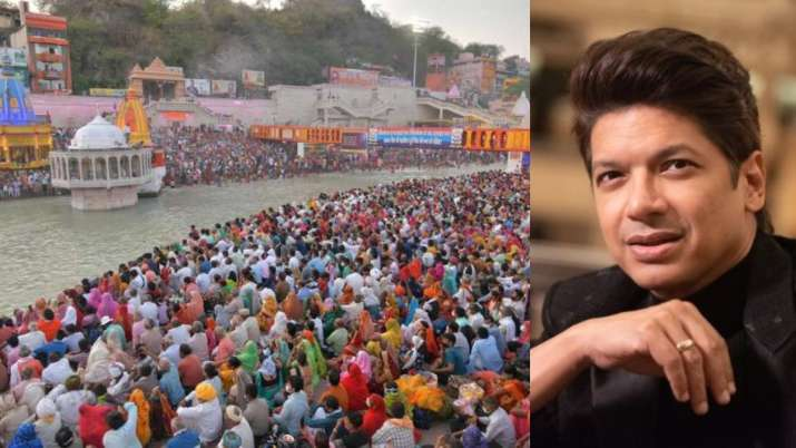 Shaan reacts to devotees testing postive at Kumbh Mela