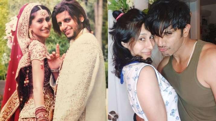 Karanvir Bohra, wife Teejay Sidhu celebrate 14th wedding anniversary with mushy Instagram posts. See