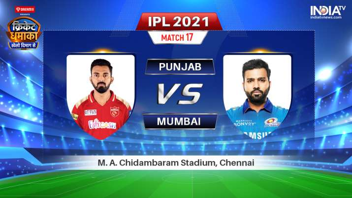 Live IPL 2021 Match PBKS vs MI: How to Watch Punjab Kings vs Mumbai Indians Live Online on Hotstar