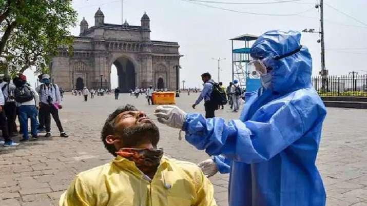 Mumbai COVID-19 cases