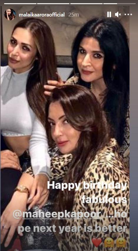 India Tv - Shanaya Kapoor, Malaika Arora to Gauri Khan B-town celebs pour in birthday wishes for Maheep Kapoor
