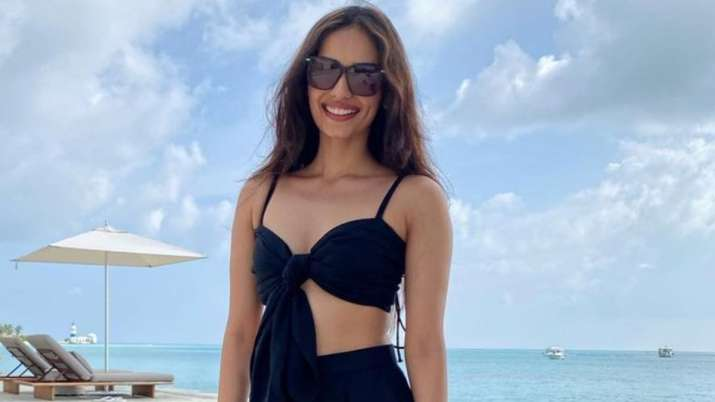 Manushi Chhillar roots for vegetarianism on Earth Day 2021