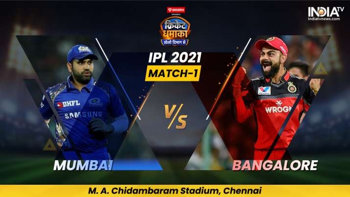Mumbai Indians vs Royal Challengers Bangalore, LIVE CRICKET