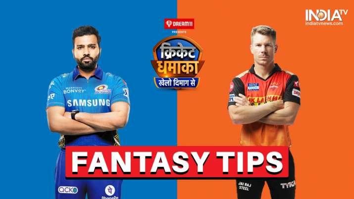 Mumbai Indians vs Sunrisers Hyderabad Dream11 Prediction: IPL 2021 Fantasy Tips