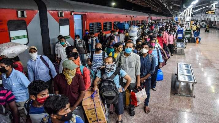 Mumbai railway stations, Mumbai, complete lockdown, maharashtra, maharashtra lockdown, covid lockdow