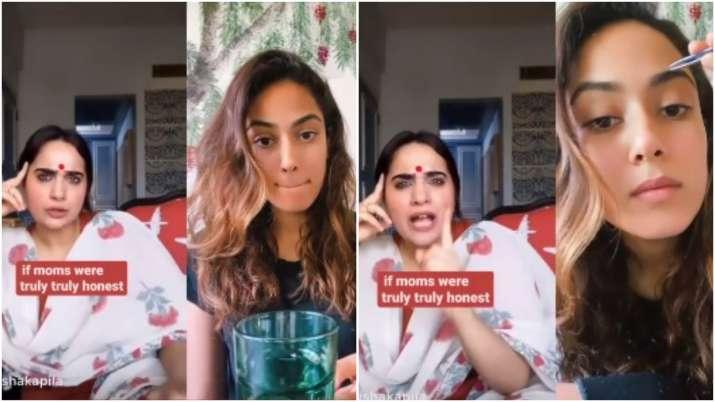 Mira Rajput joins Youtuber Kusha Kapila in battle of moms vs millennials | WATCH