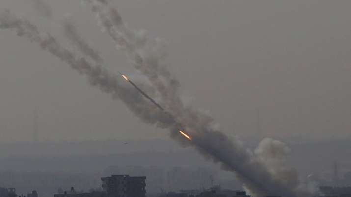 Beirut, Israel, missiles, Syria, Damascus, military posts, missile attack