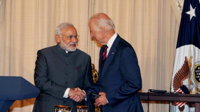 Joe Biden PM Modi climate summit