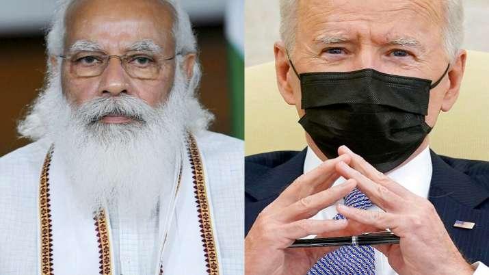 PM Modi, US President Joe Biden telephone call covid crisis latest updates  | India News – India TV