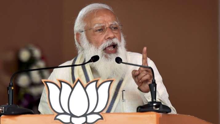 modi rally, bengal polls 2021