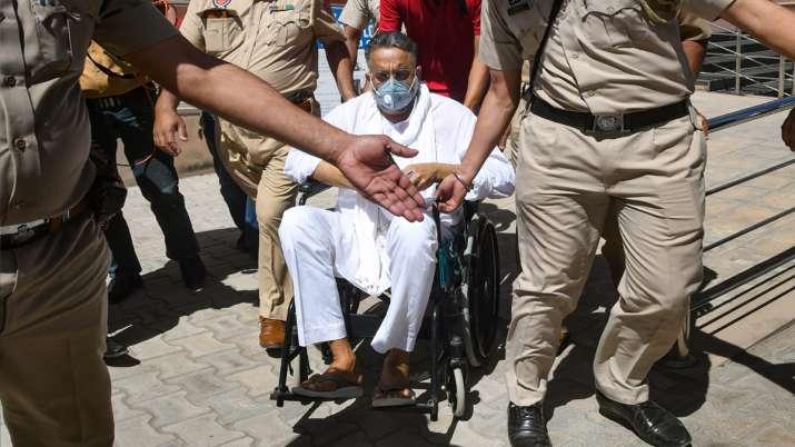 Mukhtar Ansari UP number ambulance Mohali court latest news updates   India  News – India TV