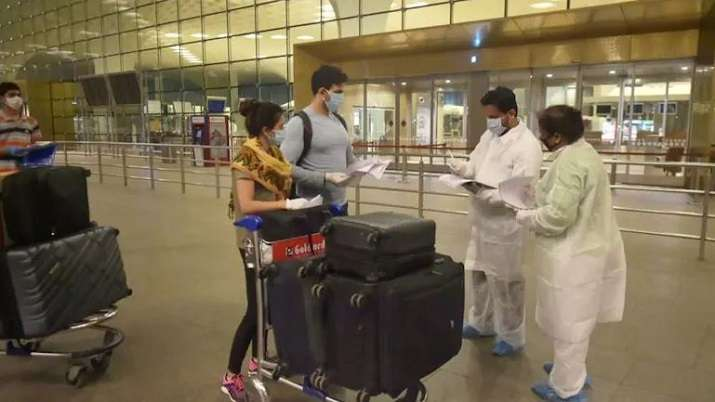 RT PCR Test in Mumbai airport, Mumbai airport RT PCR test price, Mumbai airport covid-19 test price,