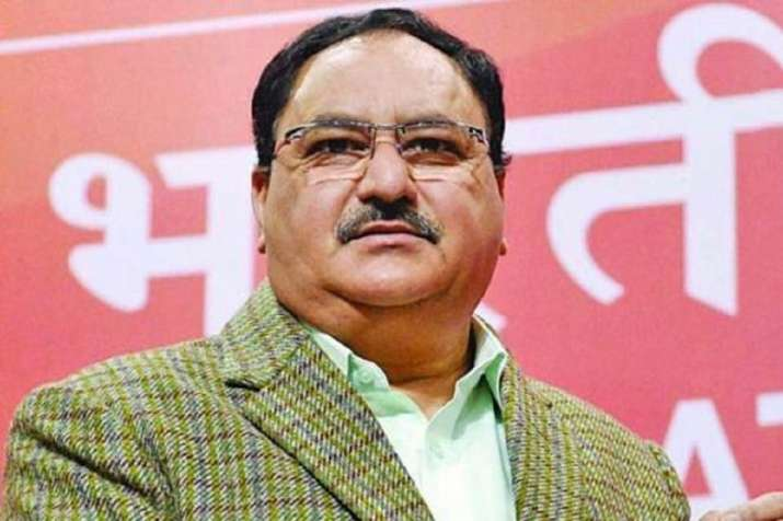 Bharatiya Janata Party (BJP) national president JP Nadda