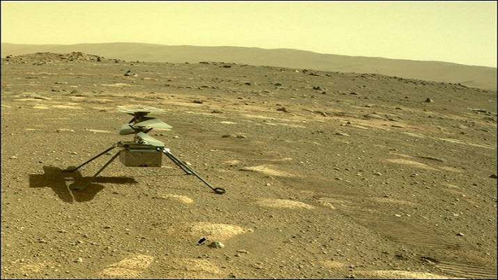 NASA Ingenuity delayed Mars Helicopter first technical concerns