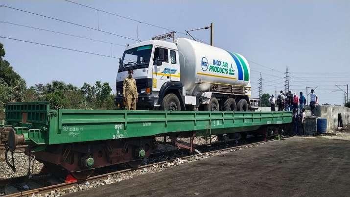 Railways to run oxygen express trains in fight against