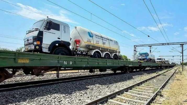 oxygen express, oxygen express reaches bhopal