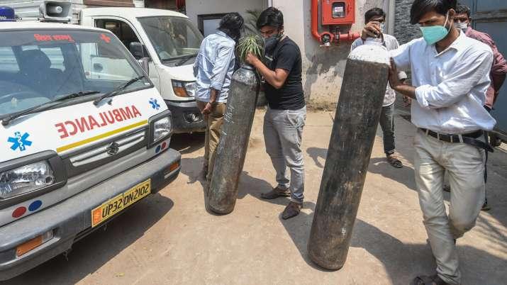 oxygen supply in delhi