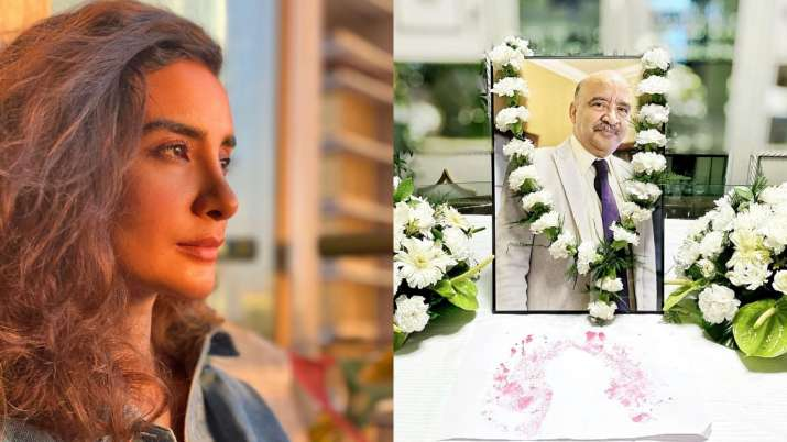 Patralekhaa pens a heartfelt note as she mourns demise of her beloved father