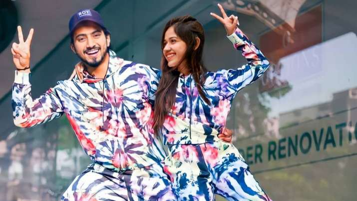 Jannat Zubair and Faisu's new single 'Lehja' shot at real wedding