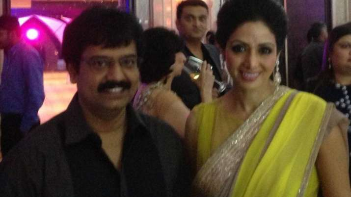 Boney Kapoor shares late wife Sridevi's photo with Tamil actor Vivekh