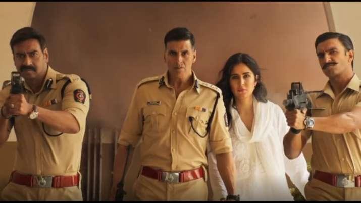Sooryavanshi: Akshay Kumar, Katrina Kaif starrer release postponed due to Maharashtra lockdown