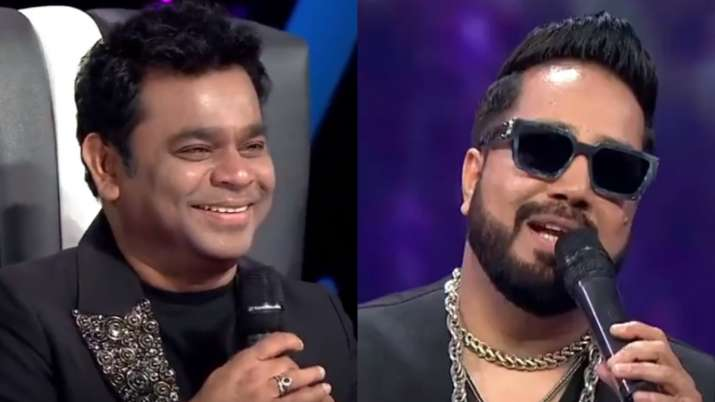 Mika Singh recalls making blunder in front of AR Rahman; Watch