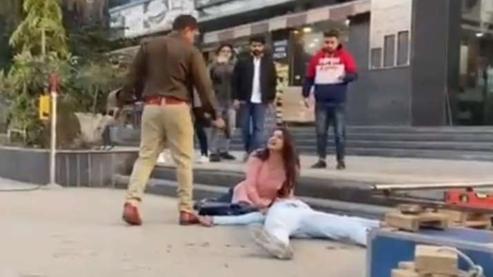 Break the fake: Video of couple being shot by police from web series goes viral as true incident