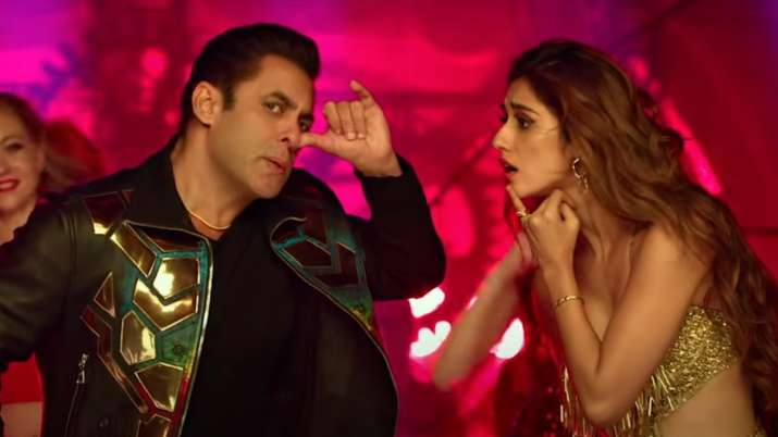 Salman Khan, Disha Patni's Radhe song 'Seeti Maar' breaks records, mints 30 mn views in 24 hrs