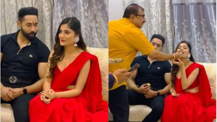 Yeh Rishta Kya Kehlata Hai fame Vaishali Thakkar gets 'rokafied'; watch video