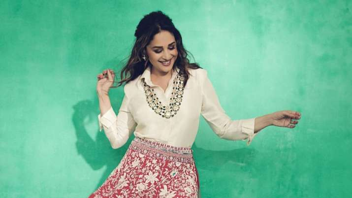Video: On World Dance Day Madhuri Dixit launches online dance campaign to reduces mental stress